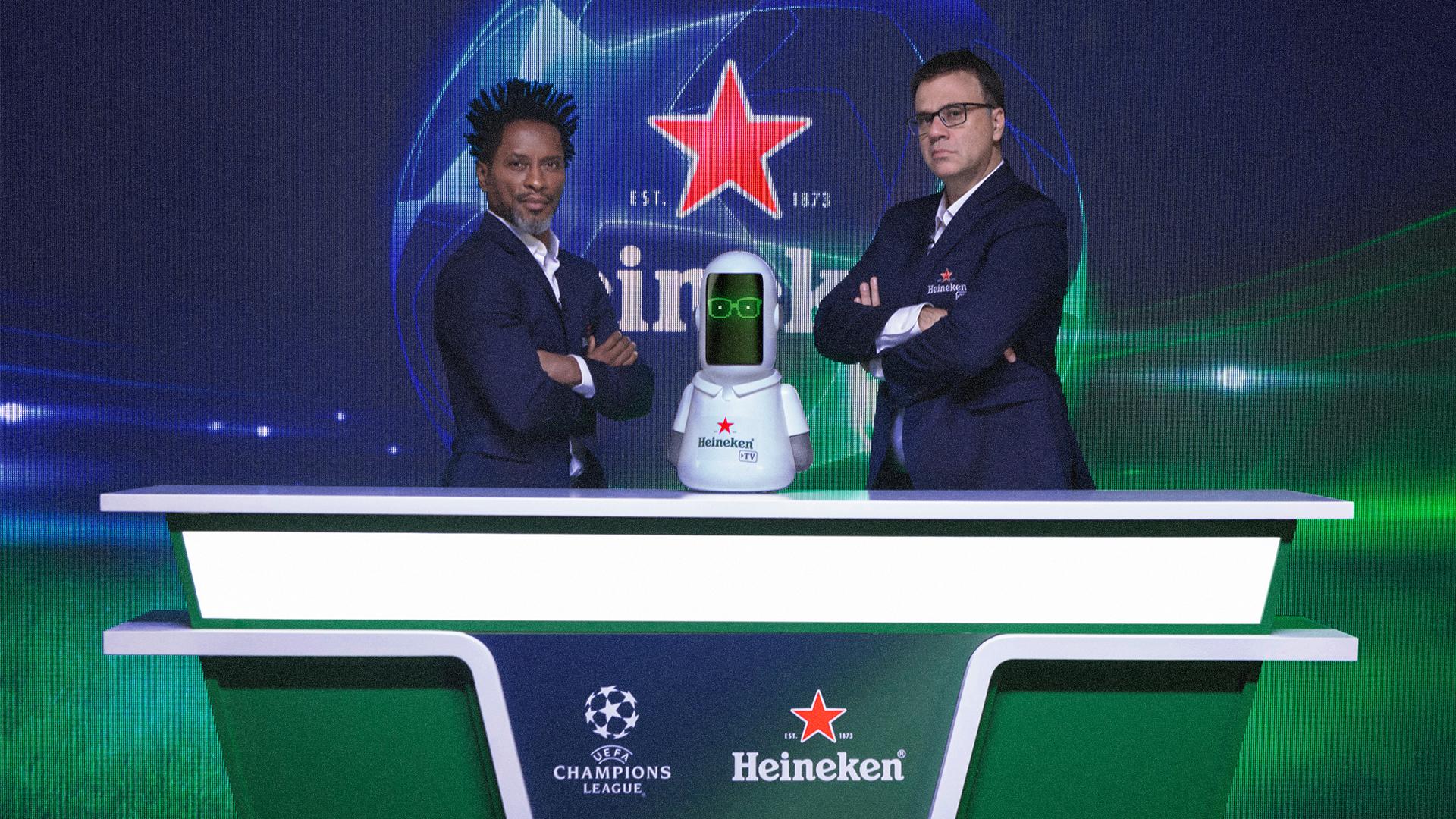 ucl 2019: heineken tv